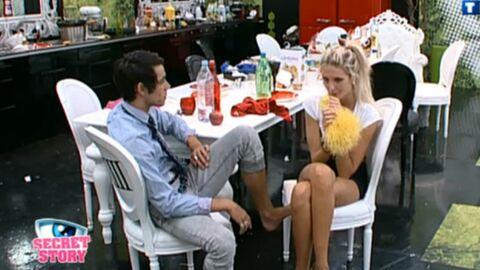 SS5: Marie et Simon craignent une relation entre Geoffrey et Juliette