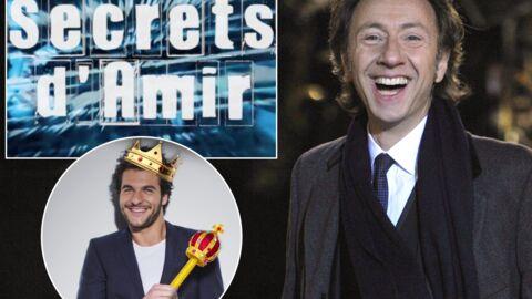 VIDEO Stéphane Bern: après Secrets d'histoire, découvrez «Secrets d'Amir» pour l'Eurovision