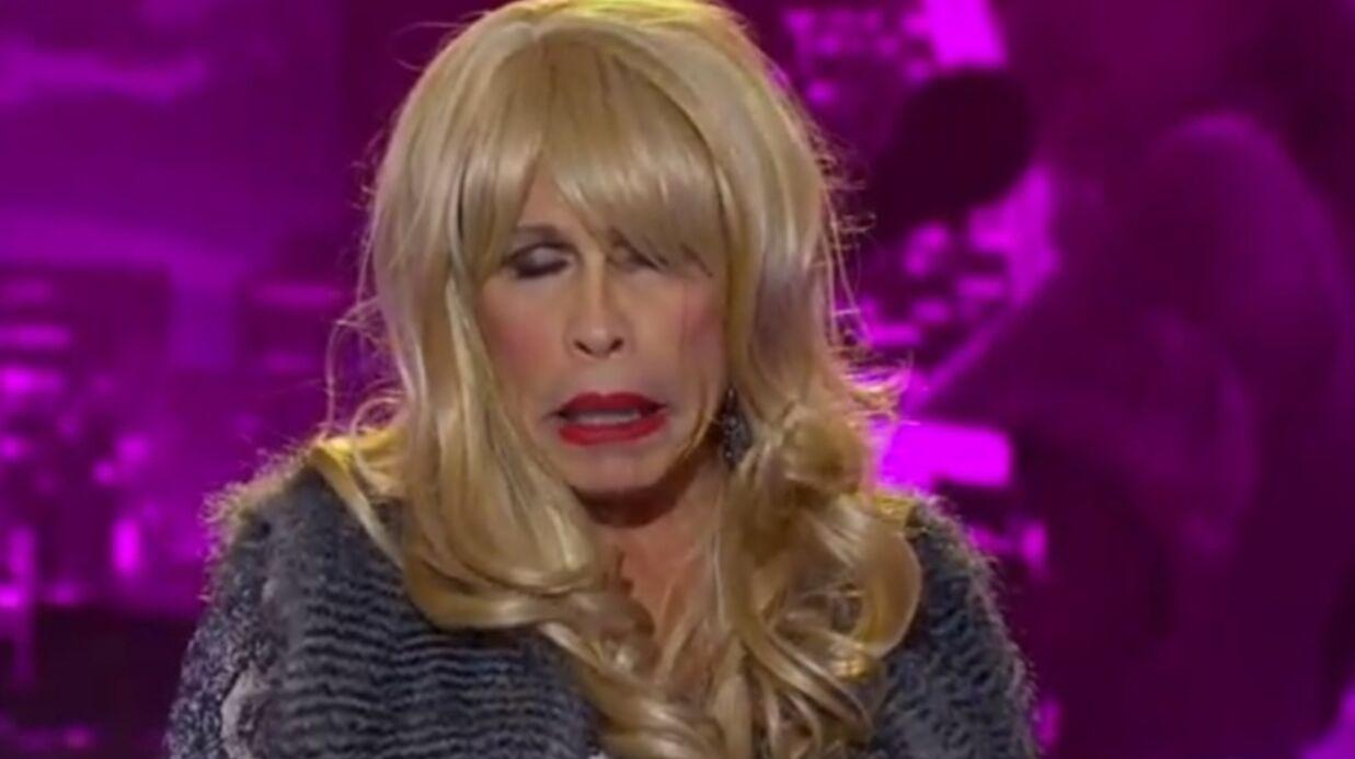 VIDEO Steven Tyler (Aerosmith) en drag queen pour American Idol