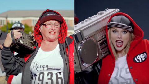 VIDEO Taylor Swift: des retraités de 80 ans rejouent son clip Shake It Off et c'est hyper cool