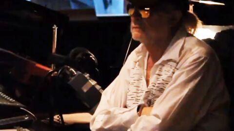 VIDEO Michel Polnareff dévoile le premier teaser de son prochain album