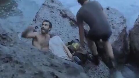 VIDEO The Island : un candidat victime d'un terrible accident dans la version britannique