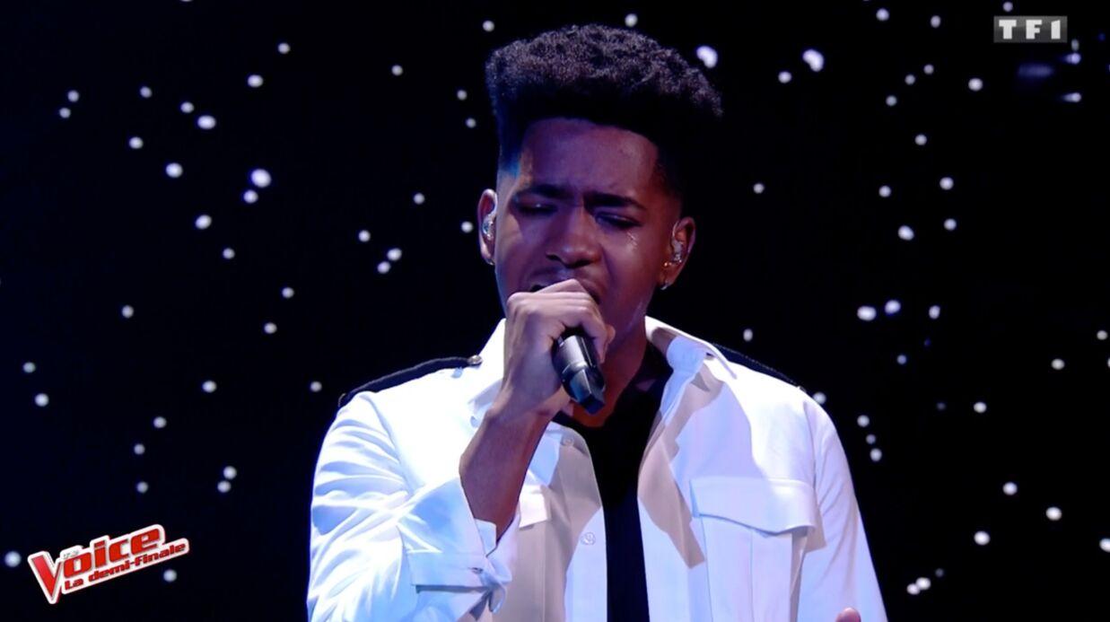 VIDEO The Voice 6: en pleurs, Lisandro chante pour son père