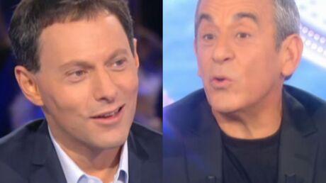 VIDEO Thierry Ardisson et Marc-Olivier Fogiel se réconcilient officiellement à la télé