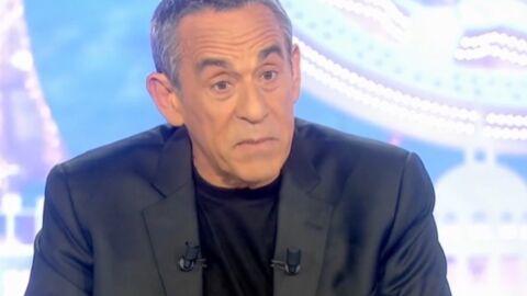 VIDEO Thierry Ardisson tacle violemment C à vous dans Salut les terriens
