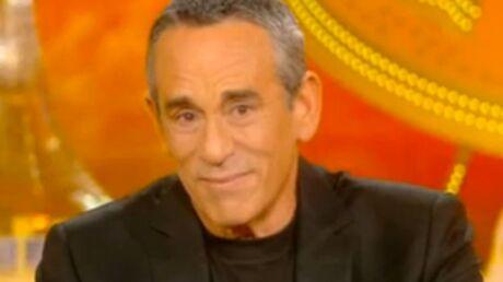 VIDEO Thierry Ardisson très ému sur le plateau de Salut les Terriens!