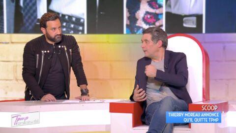 Thierry Moreau annonce son départ surprise de Touche pas à mon poste