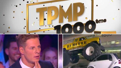 TPMP: pour la 1000ème les chroniqueurs dévoilent leur pire souvenir, «leur plus grosse rassrah»