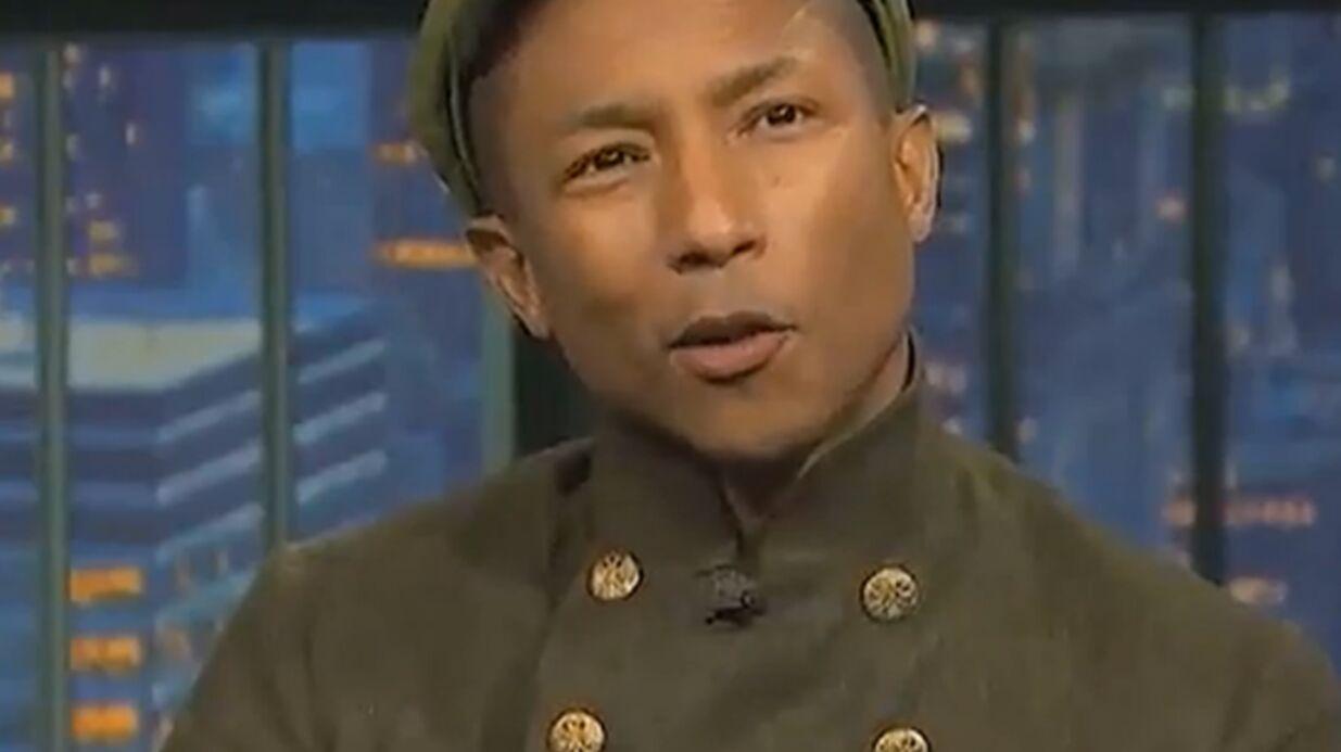 «Trop paresseux», Pharrell Williams a été viré trois fois par McDonald's