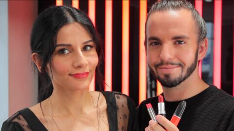 VIDEO Tuto make-up : comment choisir et appliquer son rouge à lèvres orange
