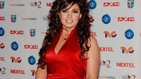 VIDEO Une chanteuse mexicaine perd sa… serviette hygiénique en direct