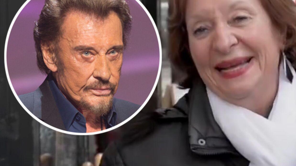 VIDEO Une fan de Johnny Hallyday se moque du zizi de son idole auprès de Jean-Yves Lafesse