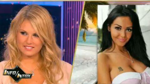 Une scène hot entre Nabilla et Marine (La Belle et ses Princes) refusée dans Hollywood Girls