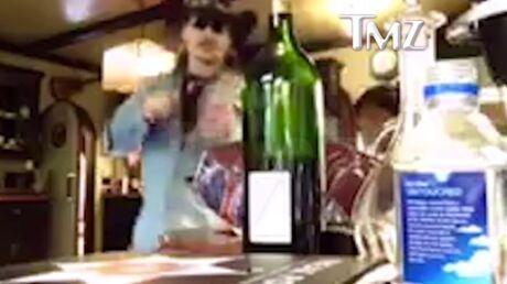 Une vidéo de Johnny Depp violent filmé par Amber Heard refait surface