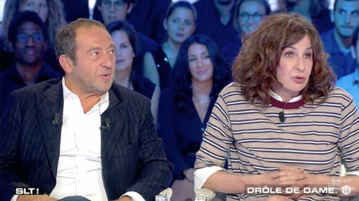 VIDEO Valérie Lemercier en pince pour Patrick Timsit!
