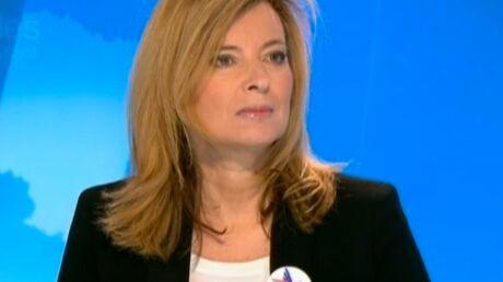VIDEO Le nouveau look de Valérie Trierweiler: ça change et ça lui va bien