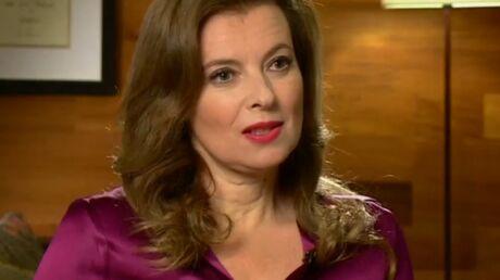 VIDEO Valérie Trierweiler a écrit son livre pour le bien de François Hollande