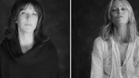 VIDEO Vanessa Paradis et Sophie Marceau dans le nouveau clip des Enfoirés