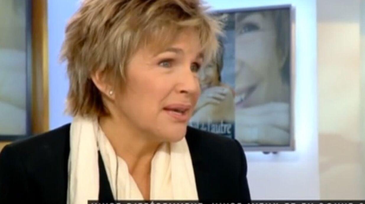 Véronique Jannot: depuis son cancer, elle ne fait plus trop confiance à la médecine traditionnelle