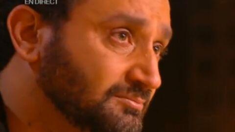 VIDEO Cyril Hanouna fond en larmes chez Alessandra Sublet
