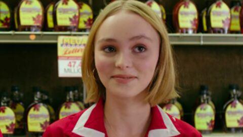 VIDEO Découvrez Lily-Rose Depp jouer les lycéennes dans un extrait de son prochain film
