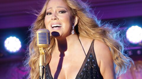 VIDEO Gros couac au concert de Mariah Carey, la diva a perdu sa voix