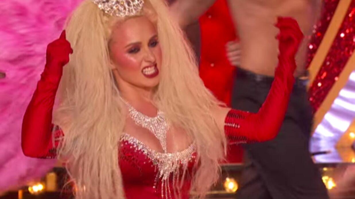 VIDEO Hayden Panettiere casse les Internets en Christina Aguilera époque Lady Marmalade