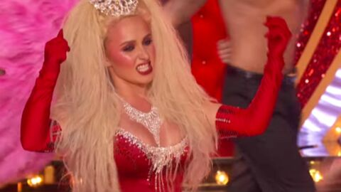 VIDEO Hayden Panettiere casse les Internets en Christina Aguilera époque Lady Marmalade