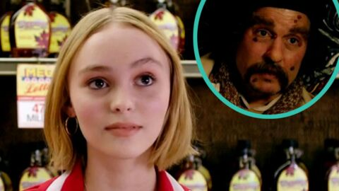 VIDEO Johnny Depp et Lily-Rose réunis pour la 1ère fois à l'écran et c'est très déjanté!