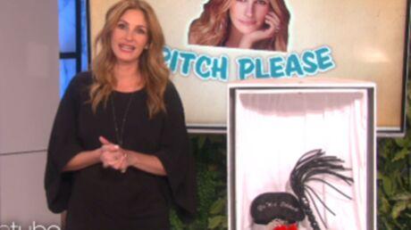 VIDEO Julia Roberts s'essaye à la vente de sextoys sans le savoir et c'est très drôle