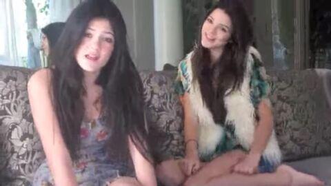 VIDEO Voilà à quoi ressemblaient Kendall et Kylie Jenner il y a 6 ans, et c'est TRÈS surprenant
