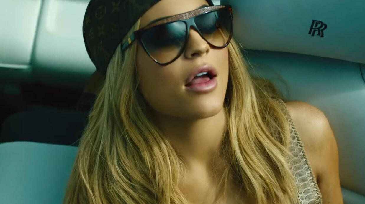 VIDEO Kylie Jenner sort son premier clip, sans chanter