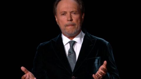 VIDEO L'hommage poignant de Billy Crystal à Robin Williams