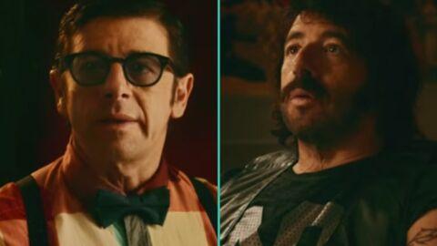 VIDEO Les hilarants nouveaux looks de Patrick Bruel