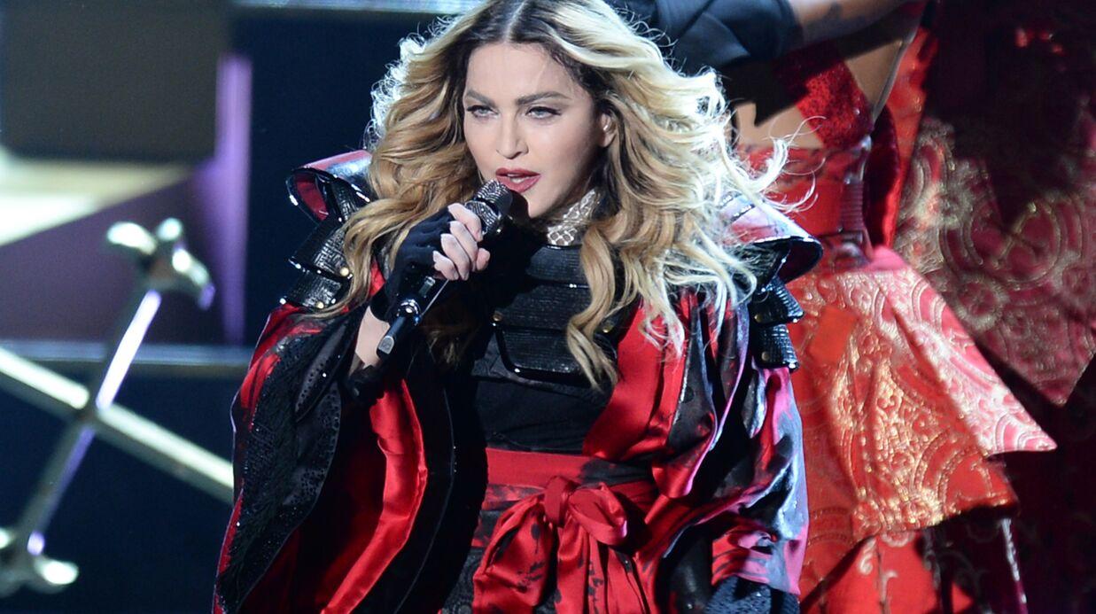 VIDEO Madonna révèle avoir viré sa prof de sport car elle a couché avec son mec
