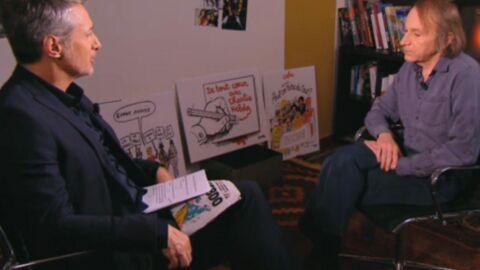 Michel Houellebecq bouleversé d'avoir perdu son ami Bernard Maris: «Oui, je suis Charlie»