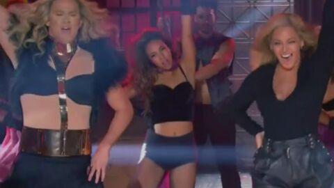 VIDEO Regardez Channing Tatum imiter Beyoncé au côté de la chanteuse herself et riez