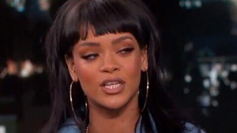 VIDEO Rihanna débarque en pleine nuit chez un animateur télé pour un concert surprise