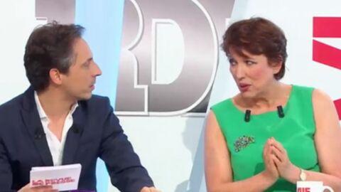 VIDEO Roselyne Bachelot balance une anecdote ultra gênante sur un ministre!