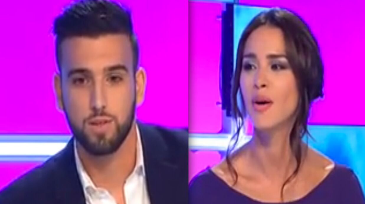 VIDEO Secret Story: Aymeric quitte le plateau du débrief après un clash avec Leïla Ben Khalifa