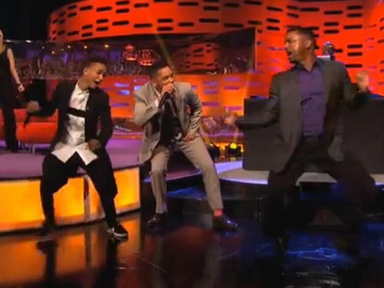 VIDEO Will Smith et Alfonso Ribeiro (Carlton) dans un live délirant du Prince de Bel-Air