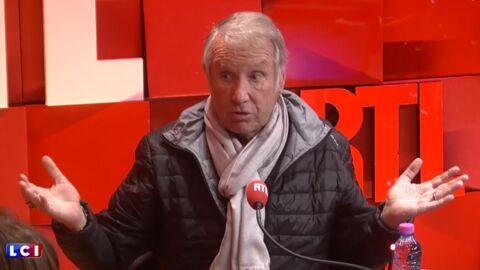 VIDEO Yves Rénier évoque l'affaire Théo et prétend qu'à l'époque de Commissaire Moulin, c'était encore «plus hard»