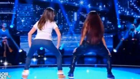VIDEO Zapping: le booty shake sexy de Karine Ferri et Mia Frye