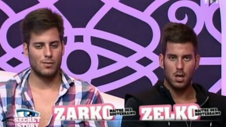 Secret Story 5: Zarko et Zeljko, découverts, en sale posture