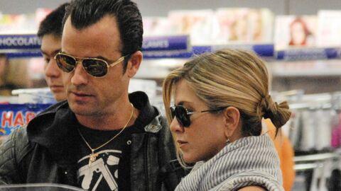 Jennifer Aniston et Justin Theroux à Hawaï