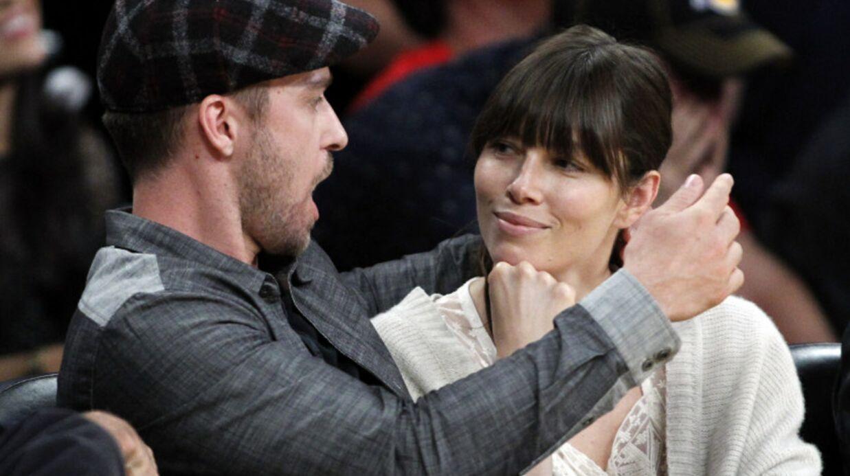 Jessica Biel n'a «presque rien» préparé pour son mariage avec Justin Timberlake