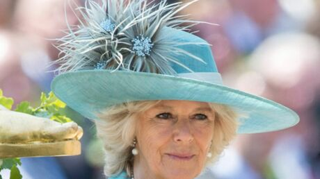 Camilla Parker Bowles dévoile le surnom qu'elle aimerait que George lui donne