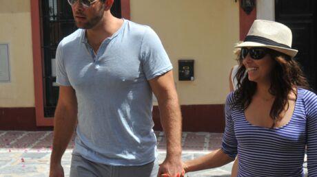 DIAPO Eva Longoria et Ernesto Arguello en amoureux à Marbella
