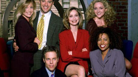DIAPO Ally McBeal: à quoi ressemblent les acteurs aujourd'hui?