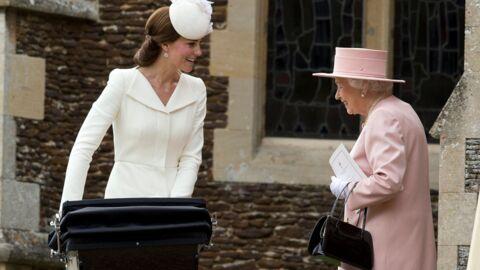 La reine Elizabeth II imposerait un dress code très strict à Kate Middleton